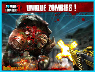 Zombie Frontier 3 1.09 Mod Apk (Unlimited Money + Gems)