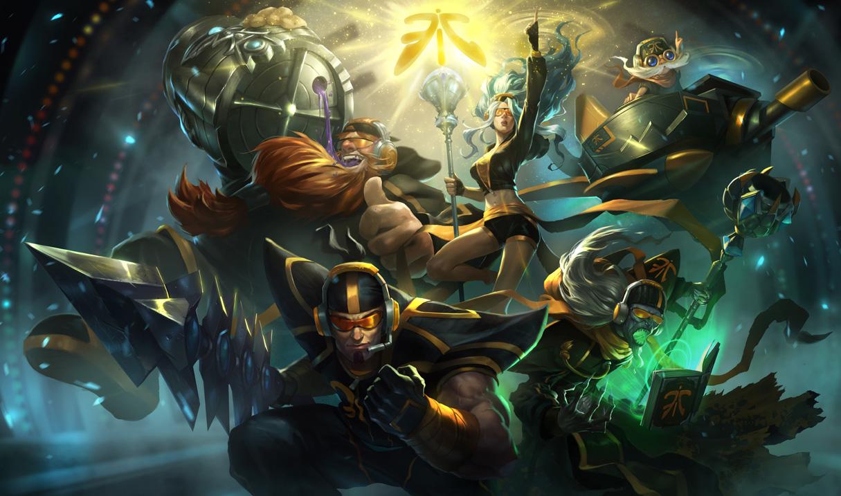 League of legends karthus skins