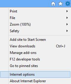 How To Reset Internet Explorer
