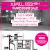 Till 7 Feb 2016 Nichii Kitchen Warehouse Sale