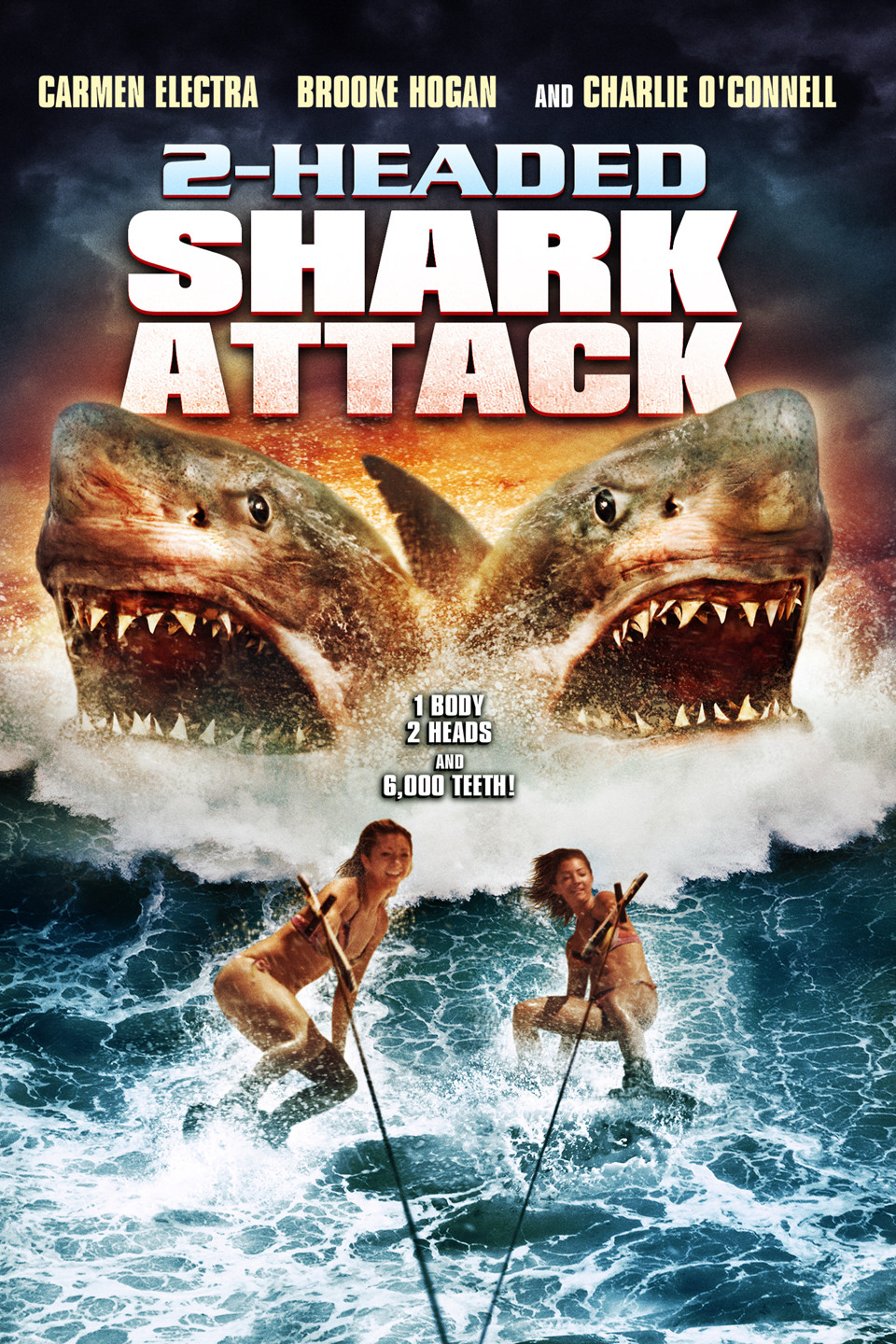 Cá Mập 2 Đầu - 2 Headed Shark Attack
