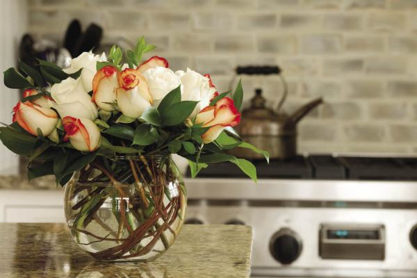 canada floral delivery blog flowers for the kitchen