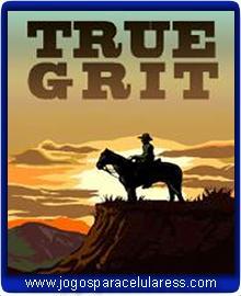 Jogo para celular True Grit
