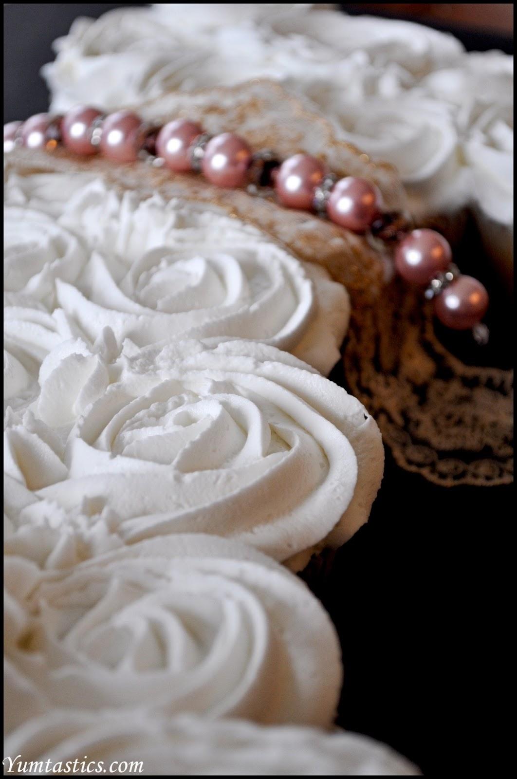 Yumtastics Bridal Cupcake Dress