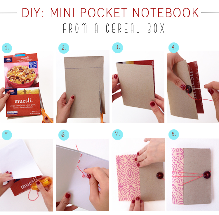 Very Best DIY From Cereal Boxes 750 x 735 · 324 kB · jpeg