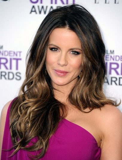 Celebrity Long Hair Styles 2013