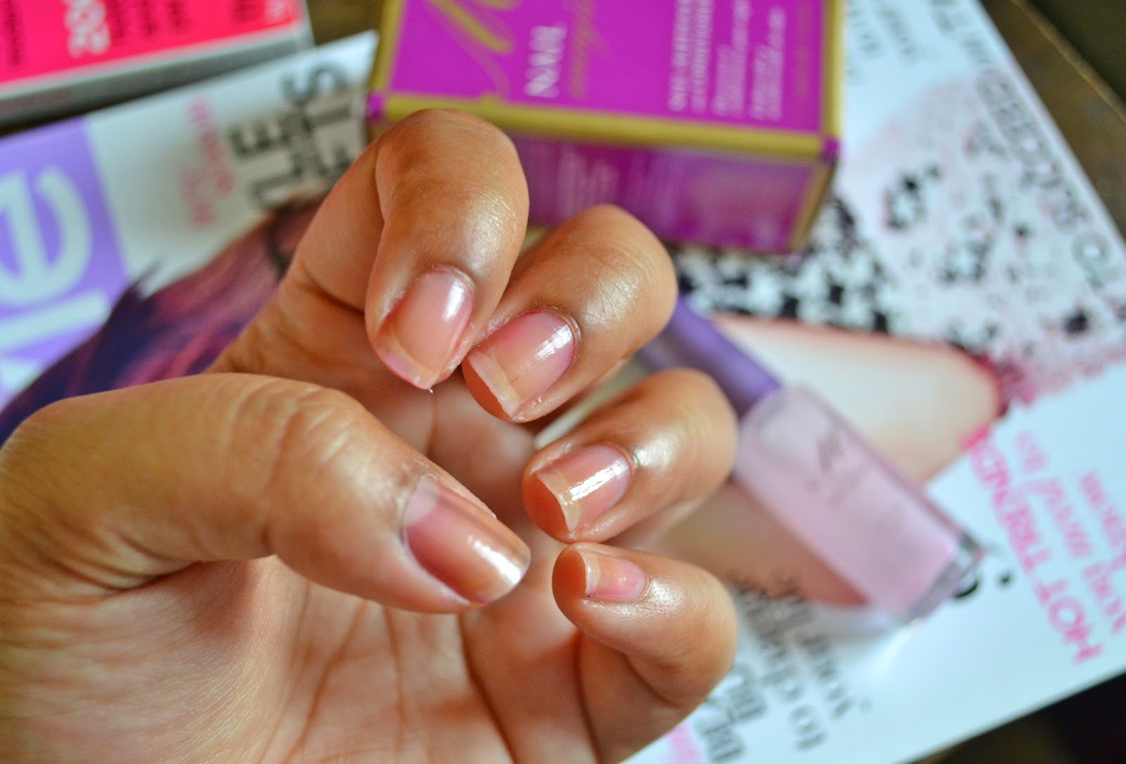 Jica Nail Magic Hardener & Conditioner - Aspiring Londoner