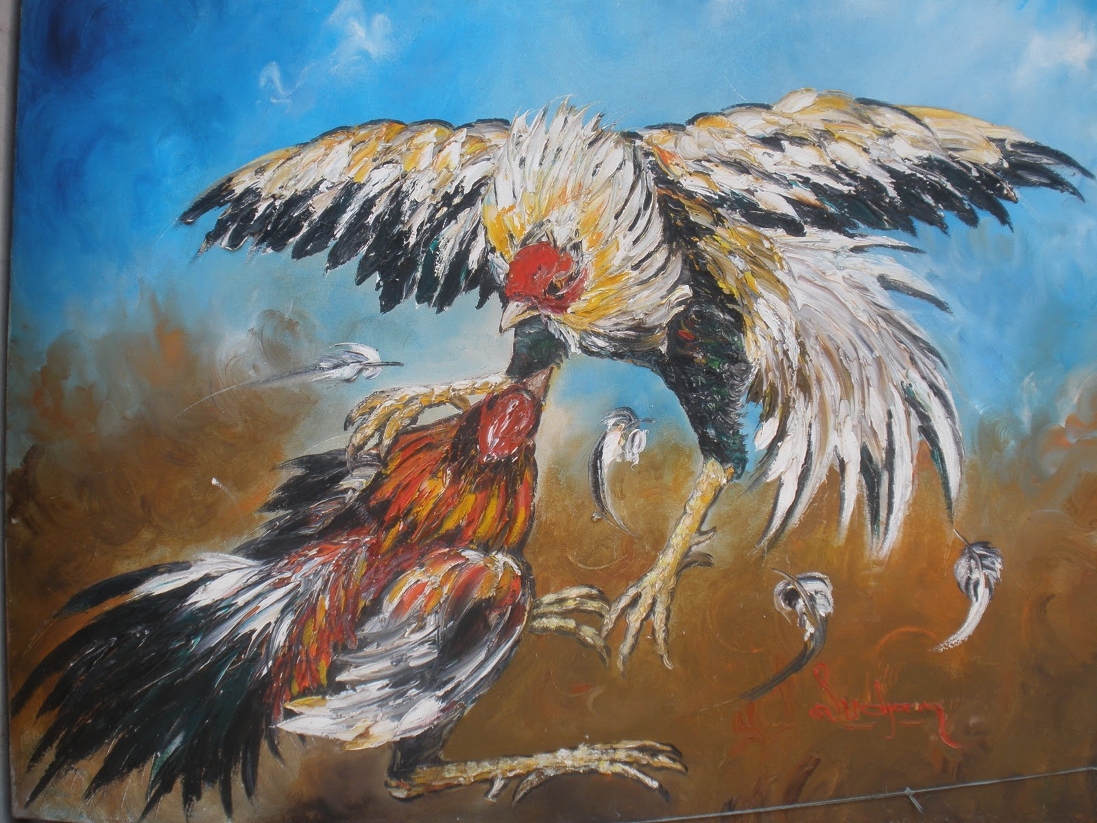 Image result for sabung ayam wallpaper