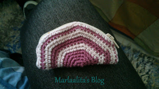 monedero, crochet, ganchillo