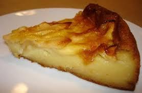 Torta de Almendras (Microondas)