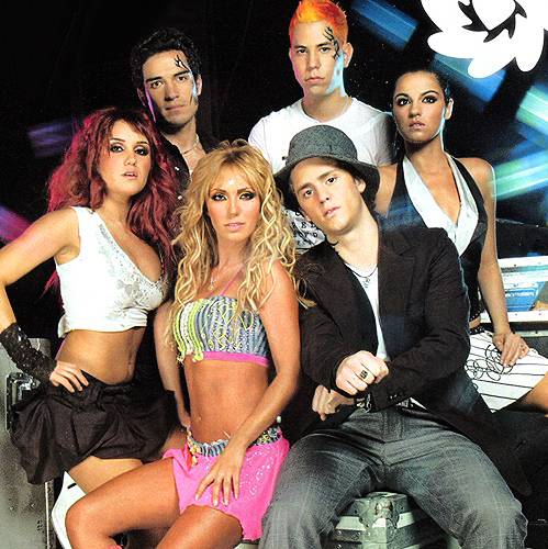 de la cancion lento rbd y: