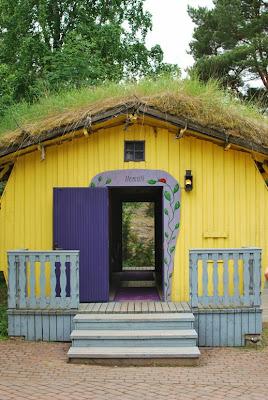 Muumimaailma - Hemulin talo