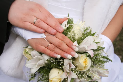 This Is a Great Nail Designs for Bride