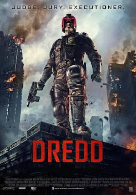 Filme Poster Dredd HDRip XviD & RMVB Legendado