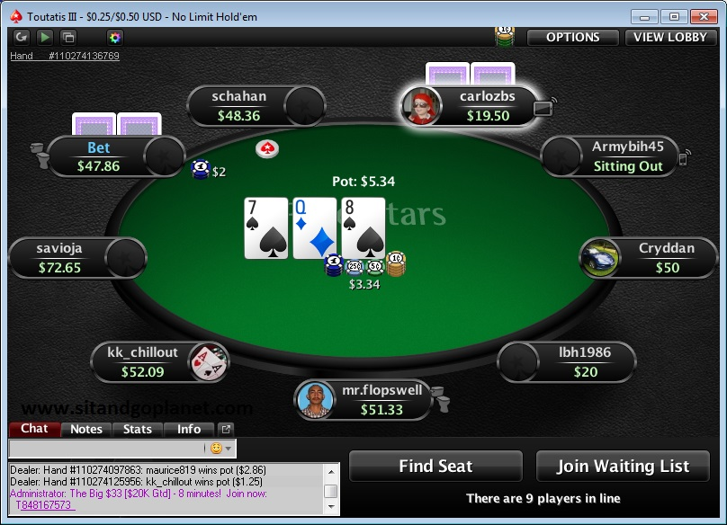 Anyone from the States want to play cards on Pokerstars and Full Tilt