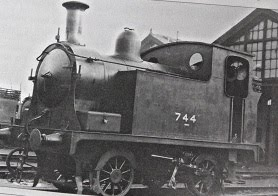 Tank Loco used in Bedenham