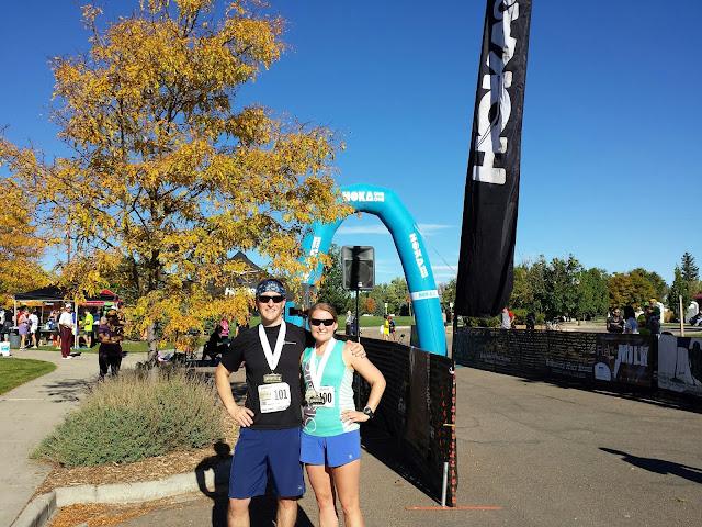 Louisville Trail 10k - Early Morning Run