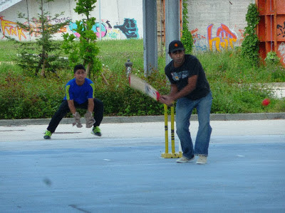 Street Cricket - Torino - Parco Dora