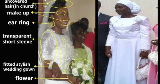 On John Kumuyis Wedding And The Deeper Life Dress Code