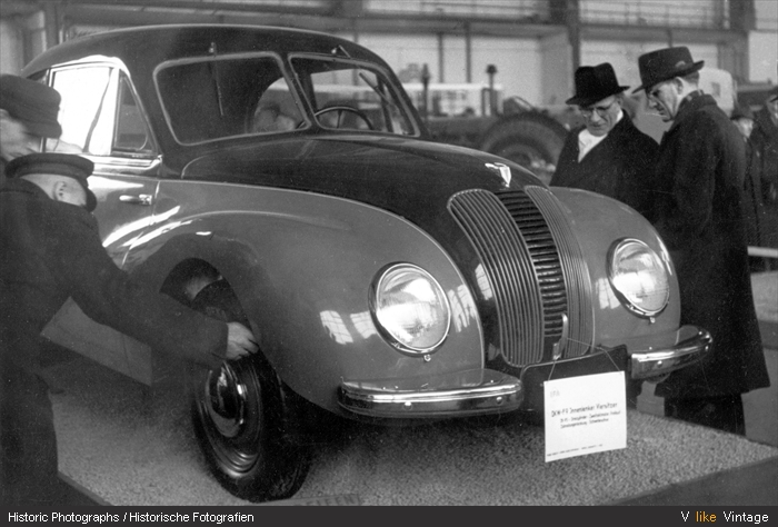 DKW F9: Description of the model, photo gallery, modifications ...