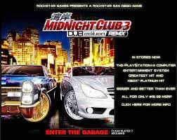 Download Game Midnight Club 3 Dub Edition Remix