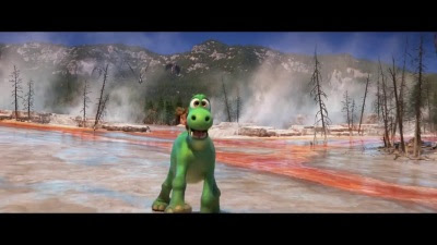 The Good Dinosaur (Movie) - Trailer - Screenshot