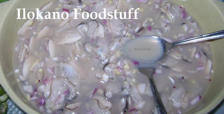 Ilokano Foodstuff