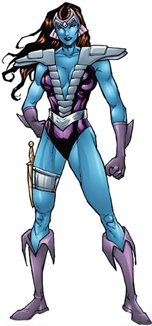 Andromeda (Marvel Comics)