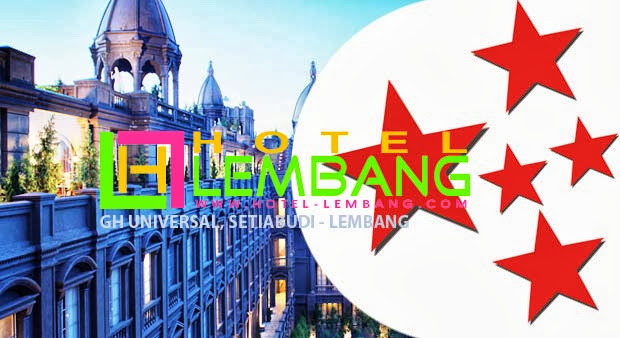 Hotel di Lembang Bintang 5