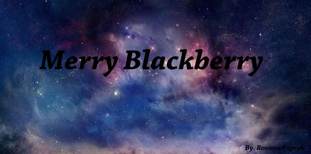 Merry blackberry ♥