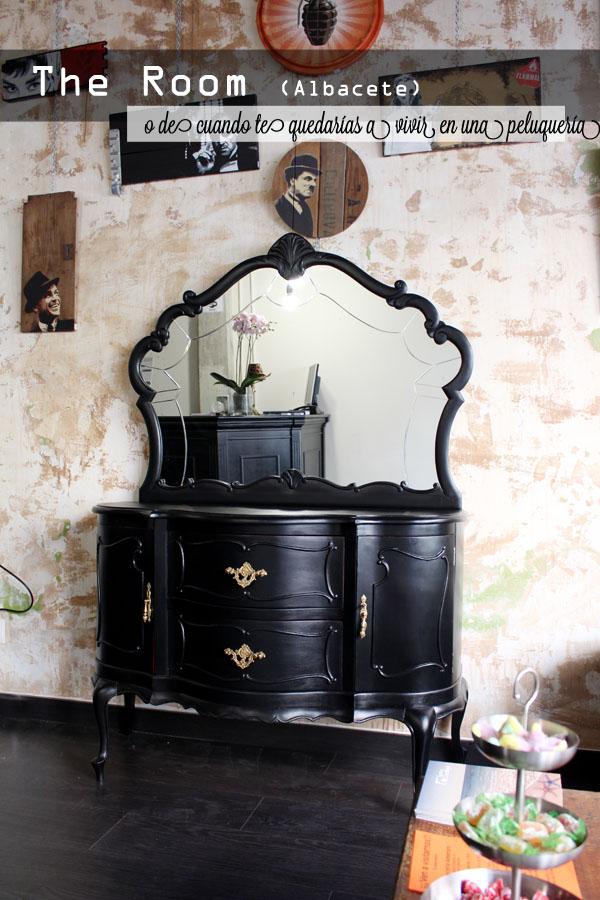 Vintage chic blog decoraci n vintage diy ideas para decorar tu casa peluquer a the room - Ideas para decorar una peluqueria ...