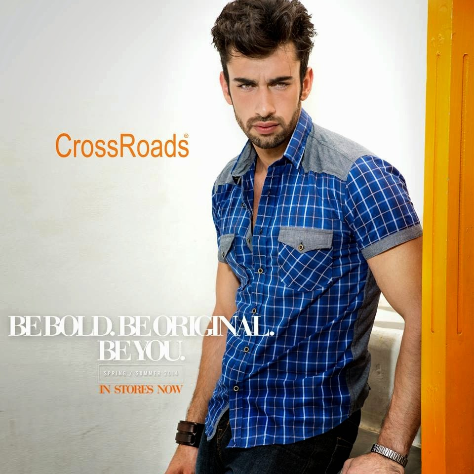 Shirt design new collection - Crossroads Regular Summer Collection 2014 Crossroads Spring Summer Outfits 2014 2015