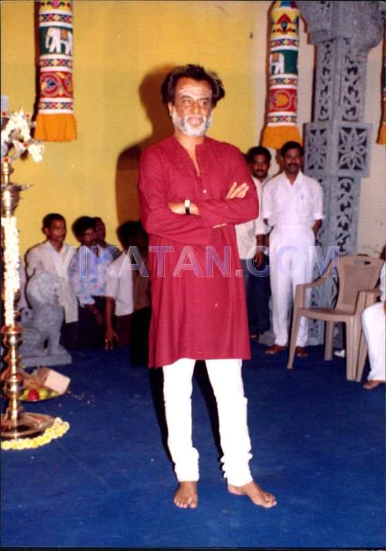 Super Star Rajinikanth's Rare Unseen Pictures 4