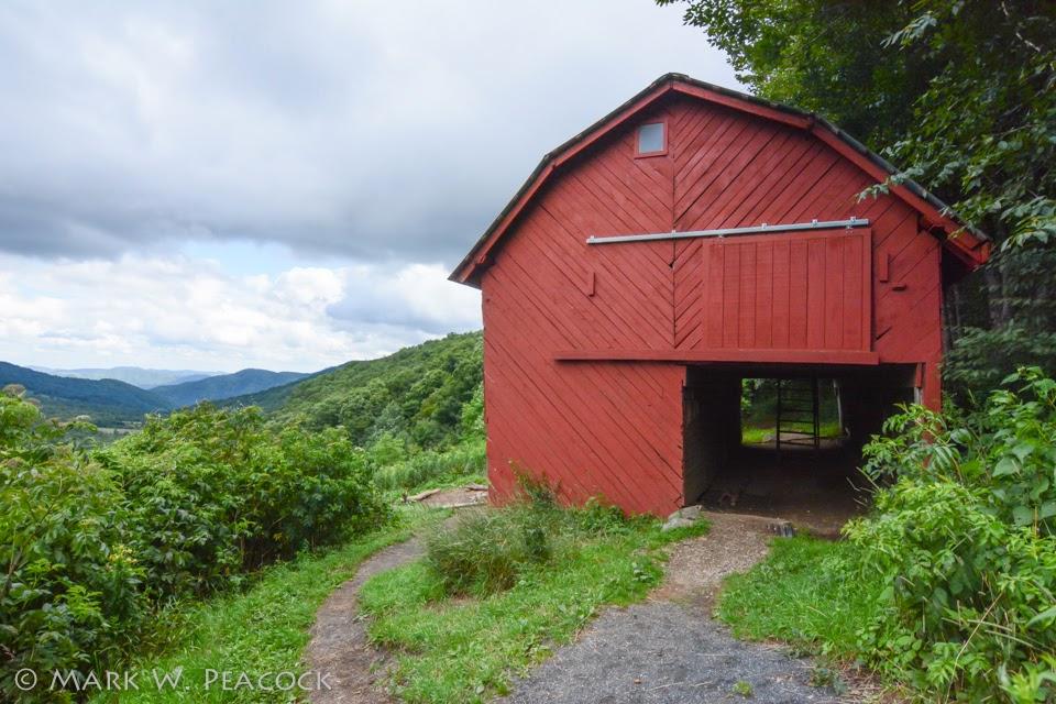 Appalachian Treks The Overmountain Shelter