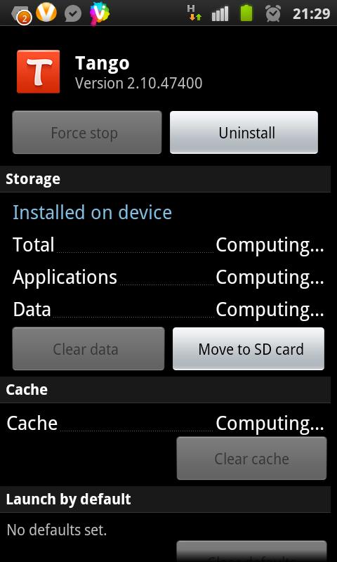 ... ke SDCard cukup dengan menekan tombol Move to SD Card seperti pada gbr