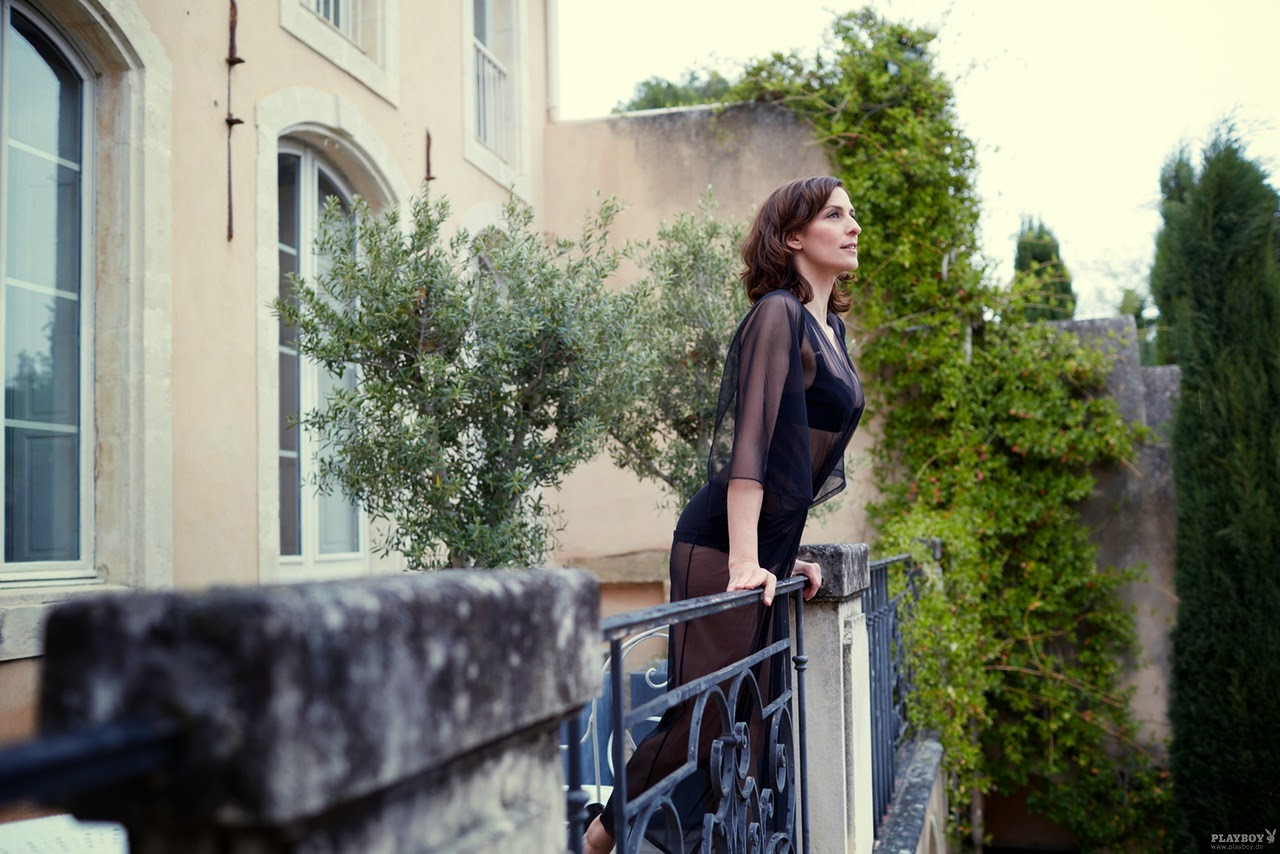 Сексапильная 45-летняя немецкая актриса Ульрике Франк