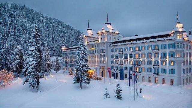 Kempinski Hotel St Moritz Spa