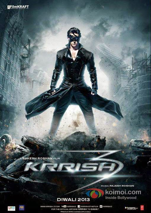 Regarder Krrish 3 en streaming