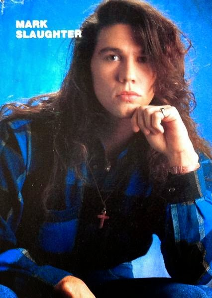 Rock And Heavy Metal Pictures Mark Slaughter Photos