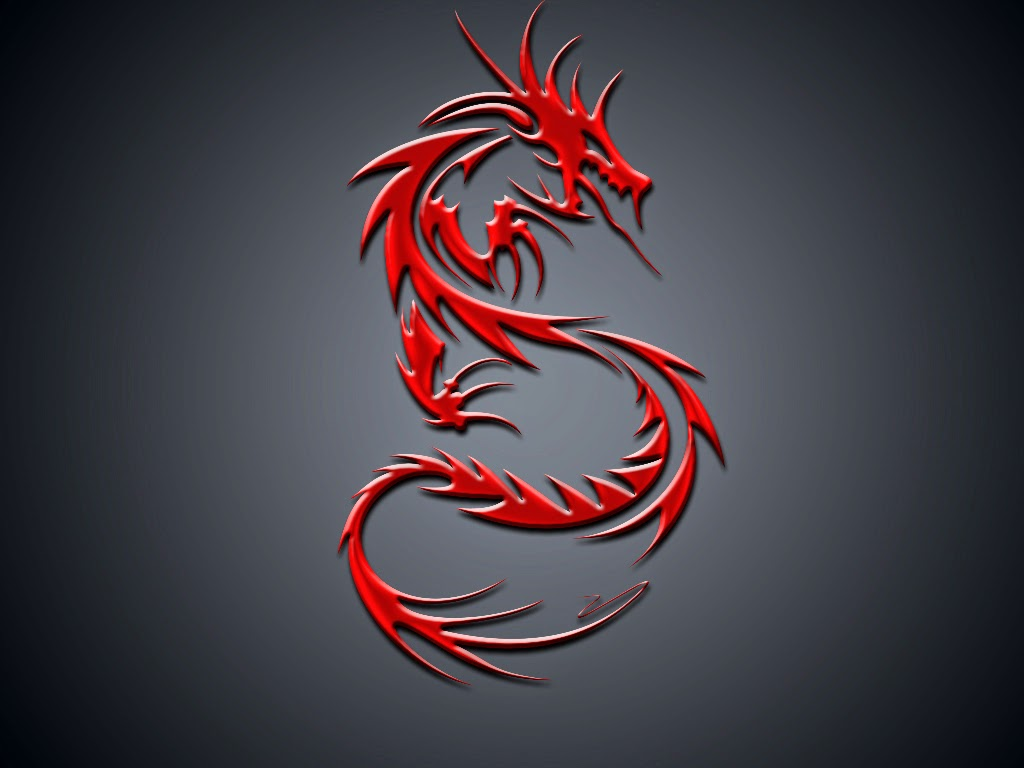 Chinese DragonRed Chinese Dragon Wallpaper