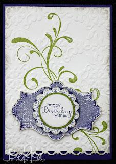 Everything Eleanor Birthday Card