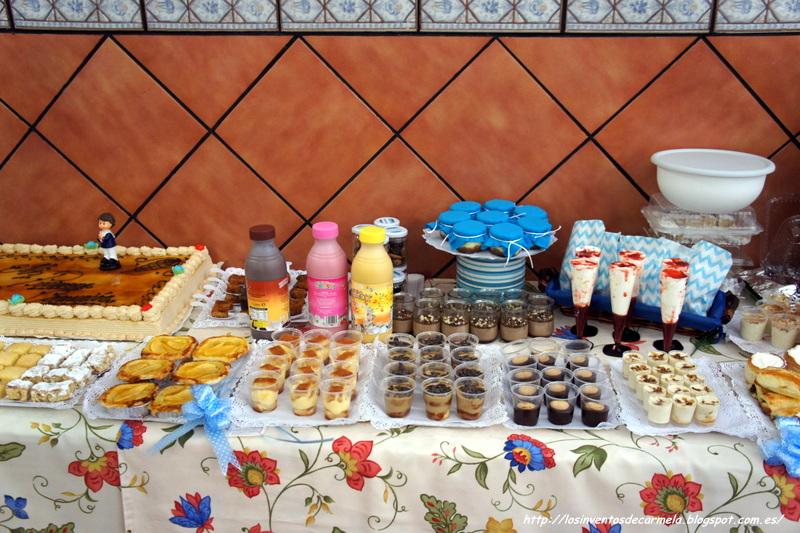 C mo organizar una mesa dulce sin morir en el intento - Como organizar una mesa dulce ...