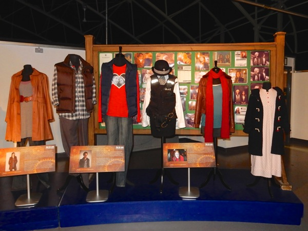 Doctor Who new era Companion costumes exhibit
