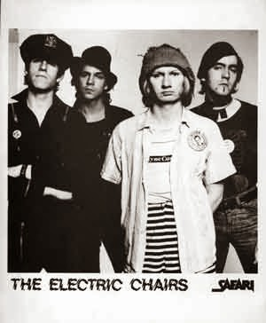 Wayne County The Electric Chairs I Had Too Much To Dream Last Night