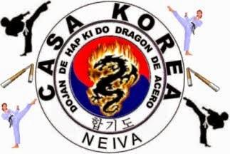 CASA KOREA NEIVA: Dojan DRAGON DE ACERO