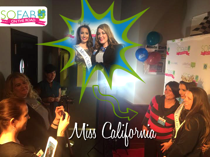 #SoFabUOTR Los Angles 2015  Miss California
