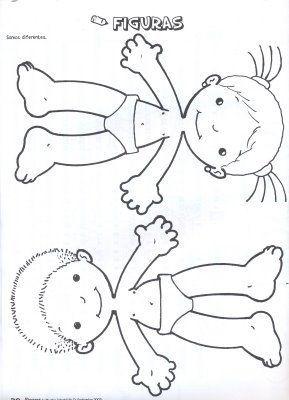 El blog de Patricia Castillo: Hojas de aplicación para niños de ...