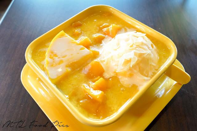 Mango Dessert - Cantonese Tong Sui Ottawa