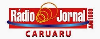 ouvir a Rádio Jornal AM 1080,0 Caruaru PE