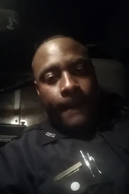 Officer Billy Ray Fields (Screen capture from YouTube  video)